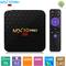 Android 9.0 Smart TV Box MX10 PRO Allwinner H6 4G 32G Set top Box UHD 6K 4K H265 USB3.0 Media Player