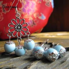 1 pair/Set New Fashion Women Ceramic Earring Women Accessorie earring Women Jewellery 01 one size