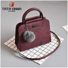 TATA Explosion promotion in 2019, low price one day snapped up, Handbags, Fashion Shoulder Bags red one size