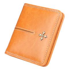Stylish fringed zipper purse ,women's bags, wallets for women, coin purse, handbags gift Yellow 10.5*9*1.5cm