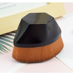 1PC New Magic Facial Foundation Brush Make Up Tools Portable Professional Cosmetic Makeup Brush show as pictures