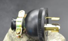 220V 16A 3kw 5kw copper generator plug black 5kw