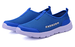 Women Sandals Air Mesh Women Casual Shoes Lightweight Breathable Water Slip-on Shoes Women Sneakers gary 34