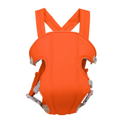 0-30 Months Breathable Front Facing Infant Comfortable Sling Backpack Pouch Wrap Baby Kangaroo New orange as picture