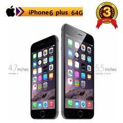 Refurbished iPhone6 plus: iphone 6 plus -64GB+1GB -12 MP+5MP- 5.5 Inch + Fingerprint unlock golden(standard edition)