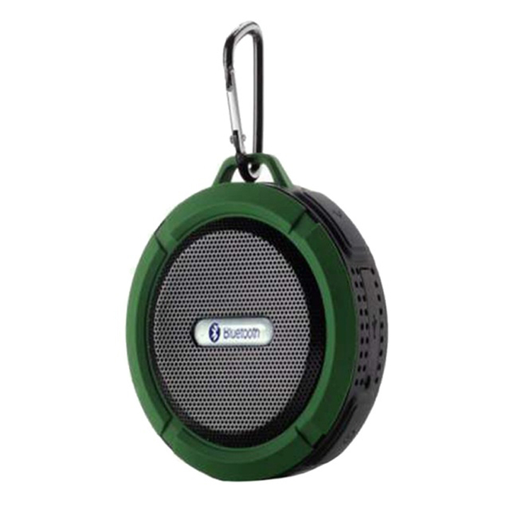 Favored One - 1 piece New Multi Color choose Waterproof Outdoor Wireless Bluetooth Portable Speaker green Same siza