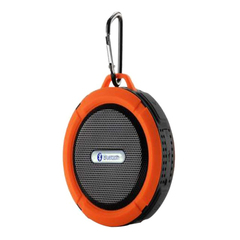 Favored One - 1 piece New Multi Color choose Waterproof Outdoor Wireless Bluetooth Portable Speaker orange Same siza