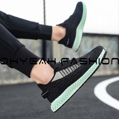 New Man Sport Sneakers Breathable Male Outdoor Walking Sport Shoes Mens Running Shoes white 39