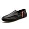 Peas shoes driving shoes shoes casual shoes tide shoes leather shoes low shoes Korean men's shoes 01 39