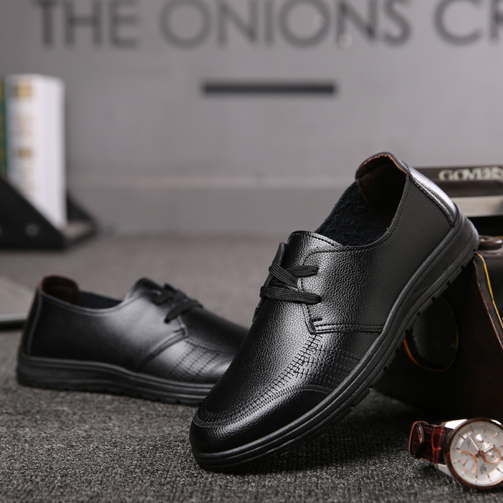 2019 summer men's business casual breathable shoes 01 44