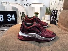 Nike Air max 720 FLYKNIT running shoes, breathable movement, increased comfort 01 39