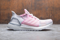 Adidas Adidas Ultra Boost 5.0 Women's Running Shoes Super Stretch Pink Popcorn 01 36