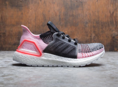 Adidas Adidas Ultra Boost 5.0 women's running shoes super stretch black color pink fashion cool 01 40