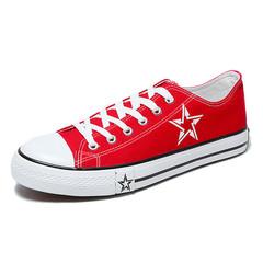 Summer new four-color canvas low cut men's shoes canvas shoes fashion trend 03 41