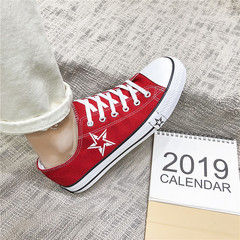 Summer new four-color canvas low cut men's shoes canvas shoes fashion trend 01 39