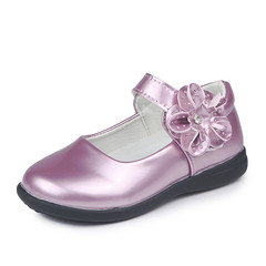2019 summer sweet girls shoes single shoes princess shoes patent leather 01 27