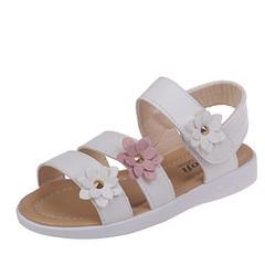 2019 summer girl sandals Velcro pu upper non-slip bottom 01 27