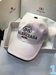 Balenciaga men and women season hat fashion trend 01