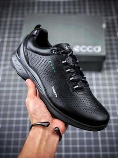 Ecco love step men's running shoes original imported cowhide material 01 39