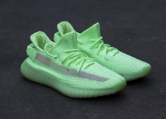 Adidas Boots yeezy 350V2 Firefly 36--45 men and women running shoes 01 36