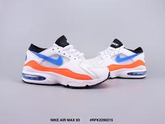NIKE AIR MAX 93 Nike 93 cushion cushioning running shoes Size:36-45 yards 01 36