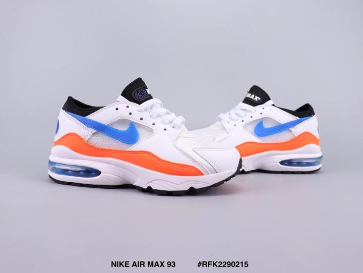 NIKE AIR MAX 93 Nike 93 cushion cushioning running shoes Size:36-45 yards 01 36