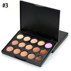 MIni 15 Colors Face Concealer Camouflage Cream Contour Palettes #2