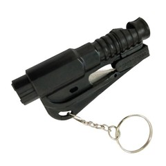 3 in 1 Car Safety Hammer Escape Tool Keychain