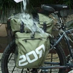 Roswheel 37L Durable Water Resistant 3 in 1 Bicycle Rear Pannier Bag