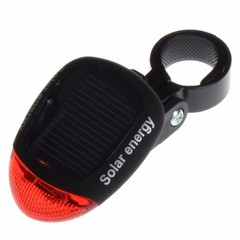 Bicycle Lights Solar Warning Taillight
