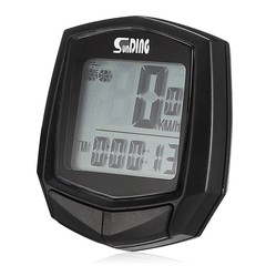 SunDing SD - 581A Wired Bike Computer Bicycle Accurate Speedometer