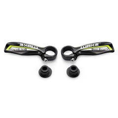 WAKE HY - 408B Pair of Aluminum Alloy Bicycle MTB Bike Handlebar Bar Ends