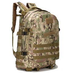 Outdoor sports military tactical backpacking camping hiking backpacking outdoor pack camouflage All code