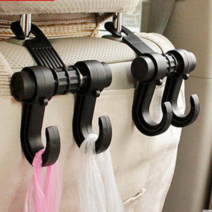 Multi-function vehicle hook multi-purpose vehicle hook black All code