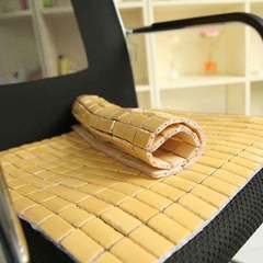 New summer home furnishing cool bamboo pad office computer cool pad All code 38*38cm