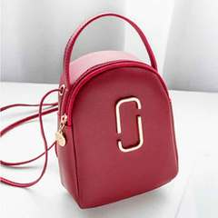 New fashion hand bill of lading shoulder slant shoulder body bag for women red 1 a