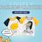 Kids T-shirt Summer Boy Lion Cotton Short-sleeved Printing Penguin Children Cartoon Child Clothes white/blue 90cm