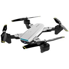 4K Best HD Camera with Wide Angle Lens Foldable Drone black SG700-D