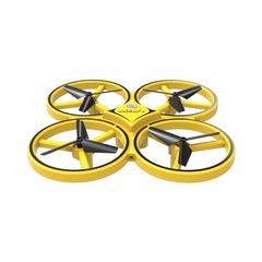WATCH CONTROL GRAVITY SENSORING AIRCRAFT DRONE yellow D14