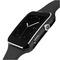 Smart Watch New Curved Screen Card Phone Watch Bluetooth Sports Watch black xl