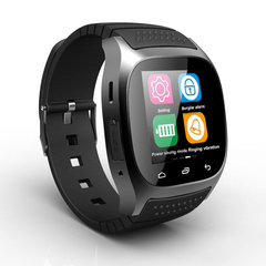 Smart Watch Information Call WeChat QQ Instant Reminder Smart Bluetooth Sports Watch black xl