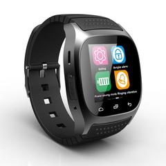 Smart Watch Information Call WeChat QQ Instant Reminder Smart Bluetooth Sports Watch black xl