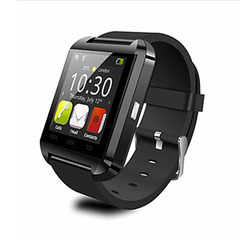 Watch Bluetooth Smart Watch Sports Step Watch Sleep Monitor Watch Smart Wear black xl
