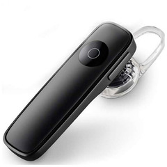 Bluetooth Headset Wireless Bluetooth Headset New Headset black