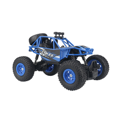 4WD Independent Shock Absorption Remote Control Car Multi-Player Toy blue xl