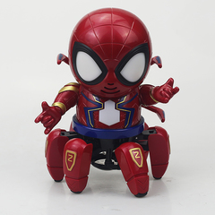 Spider Man Robot Music and Dancing Toy red xl