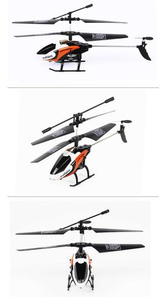 Alloy Steel Helicopter Remote Control Aircraft red RCA-AF610FQ