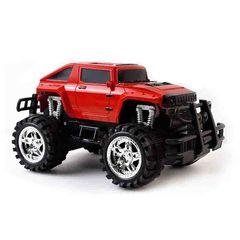 Hummer SUV Remote Control Car Off-Road Radio Control Toyx red 23.5 x 14.5 x 13.5