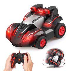 Remote Control Turbine Drift Stunt Drift Car Light Effect Toy red 20 x 19 x 12.5 cm