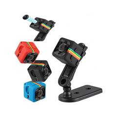 SQ11 small camera night vision HD monitor 1080P camera aerial motion DV driving recorder black one size